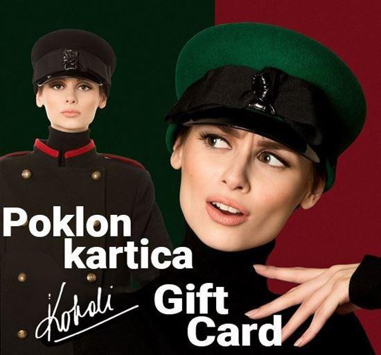 Kobali poklon kartica / Kobali Gift Card